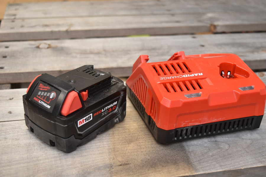 Milwaukee M18 Cordless 5 in