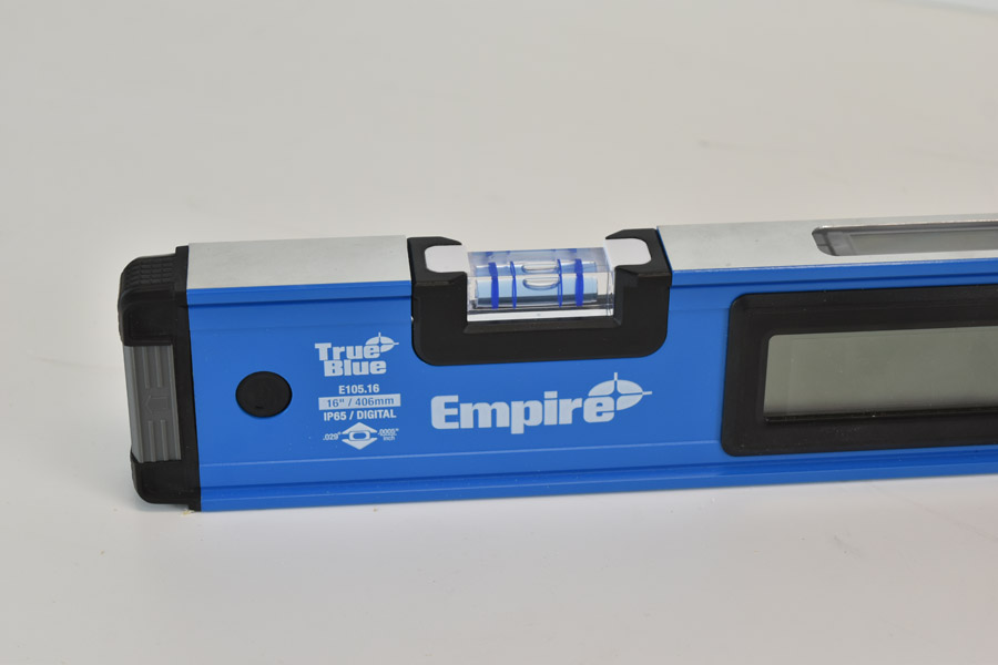 Empire True Blue E105 Digital Box Level Inspector Grade