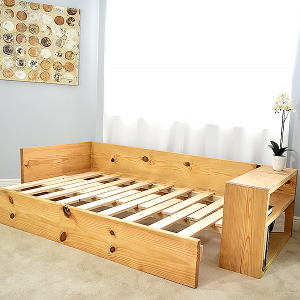 A Sofa That Turns Into Bed Pdf Plan