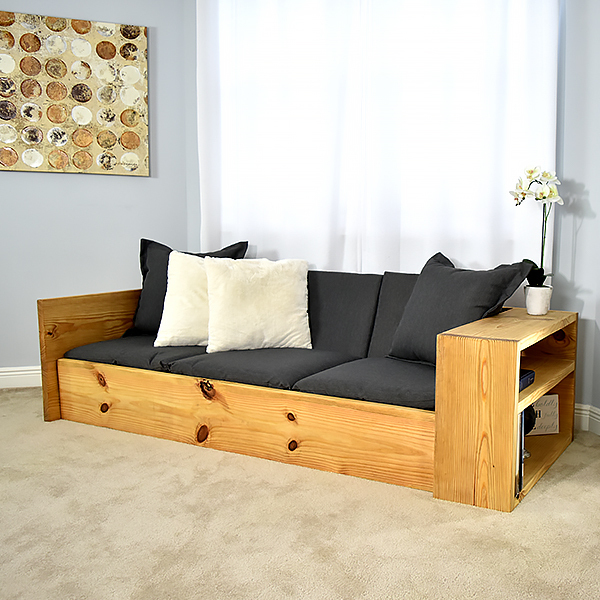 Chair That Turns To Bed