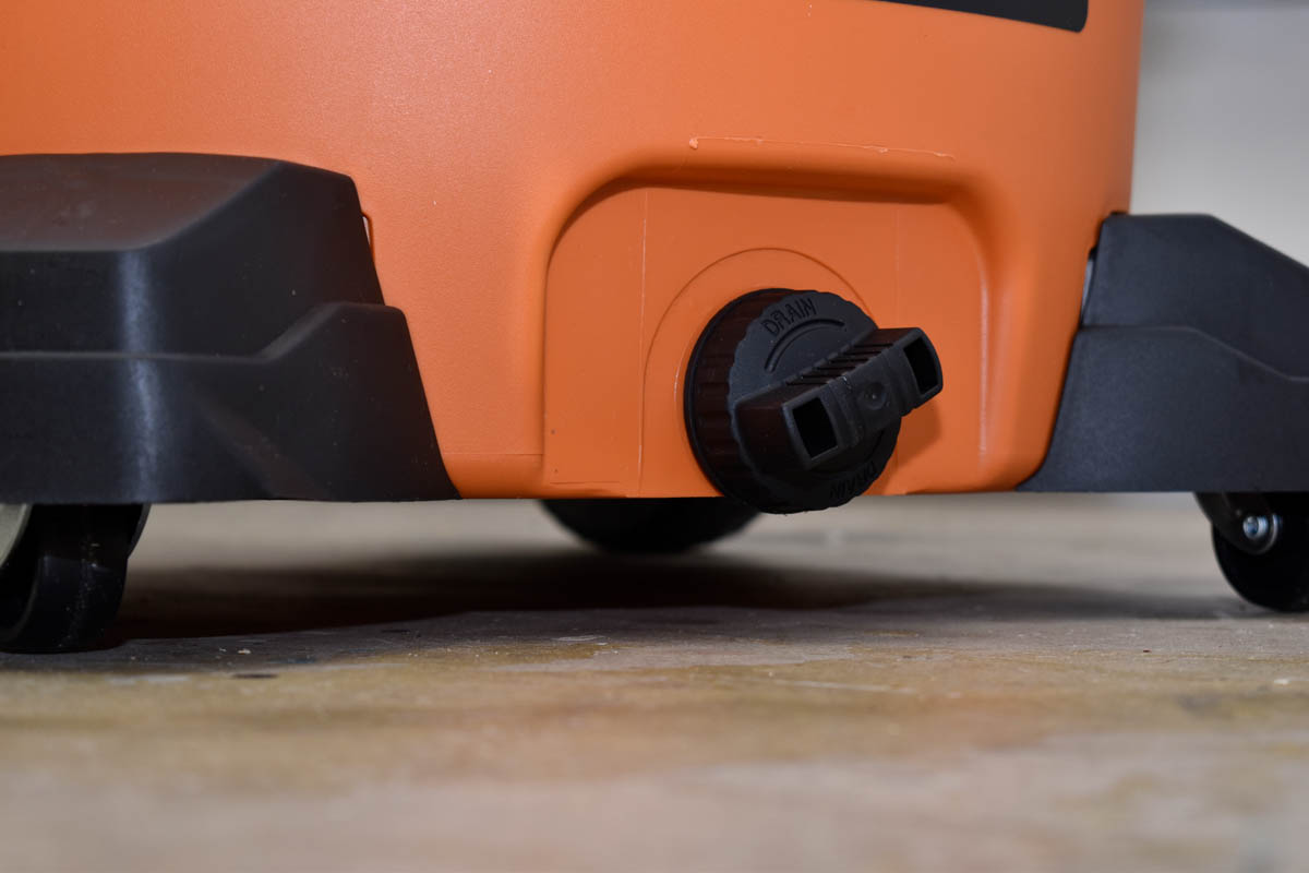 RIDGID WD1851 16 Gallon Wet Dry Vacuum | DIY Creators