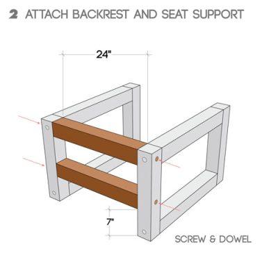 Superb Outdoor Modern Chair Diy Creators Theyellowbook Wood Chair Design Ideas Theyellowbookinfo