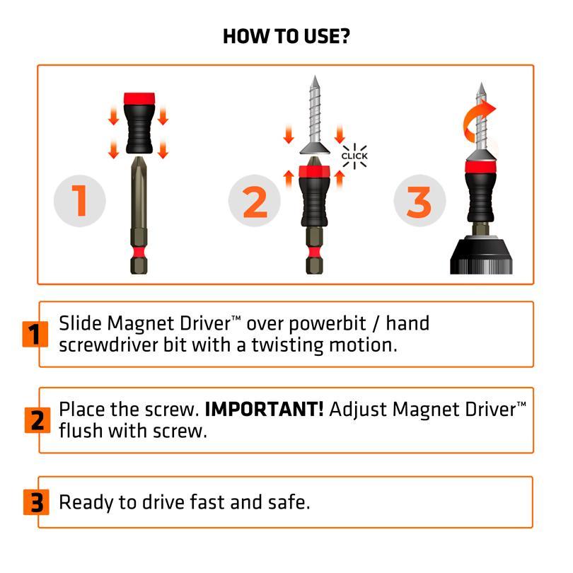 Magnet Driver