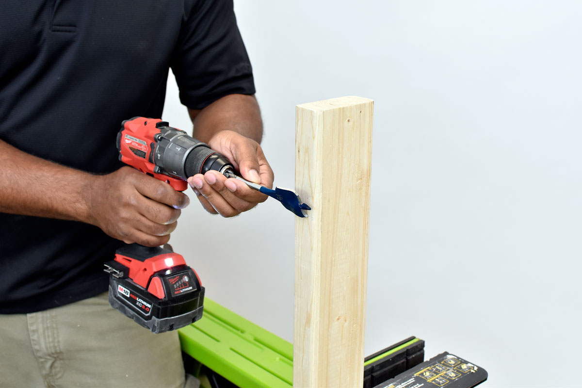 Fastest drill bits for wood