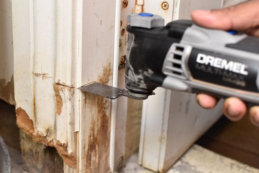 5 must-have tools for the home DIYer- Oscillating Multitool