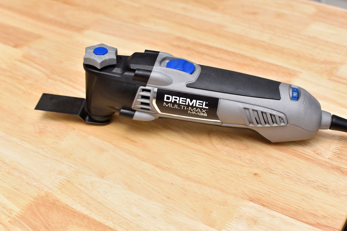 5 Uses for an Oscillating Multi-Tool