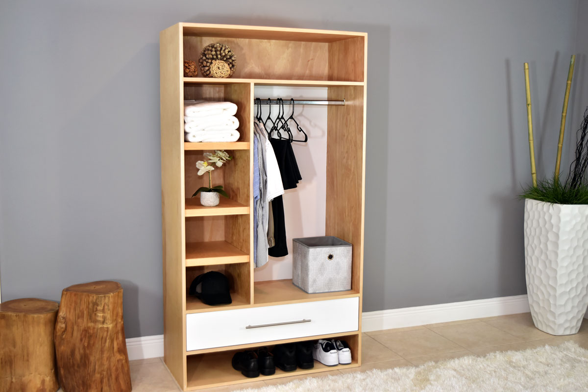 How to Make a Modern Wardrobe