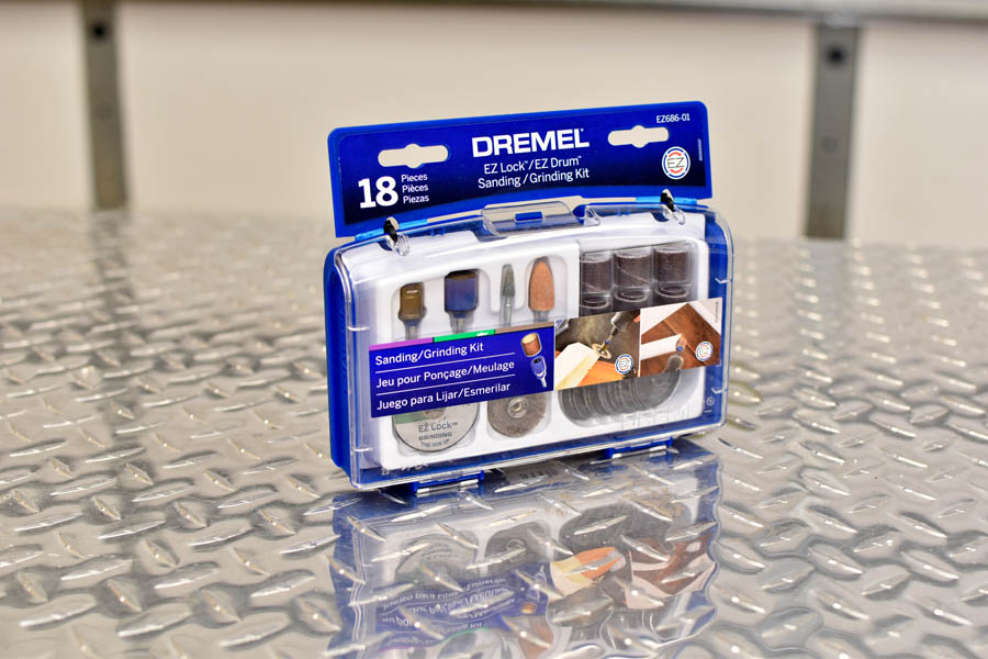 Dremel Rotary tool in pack