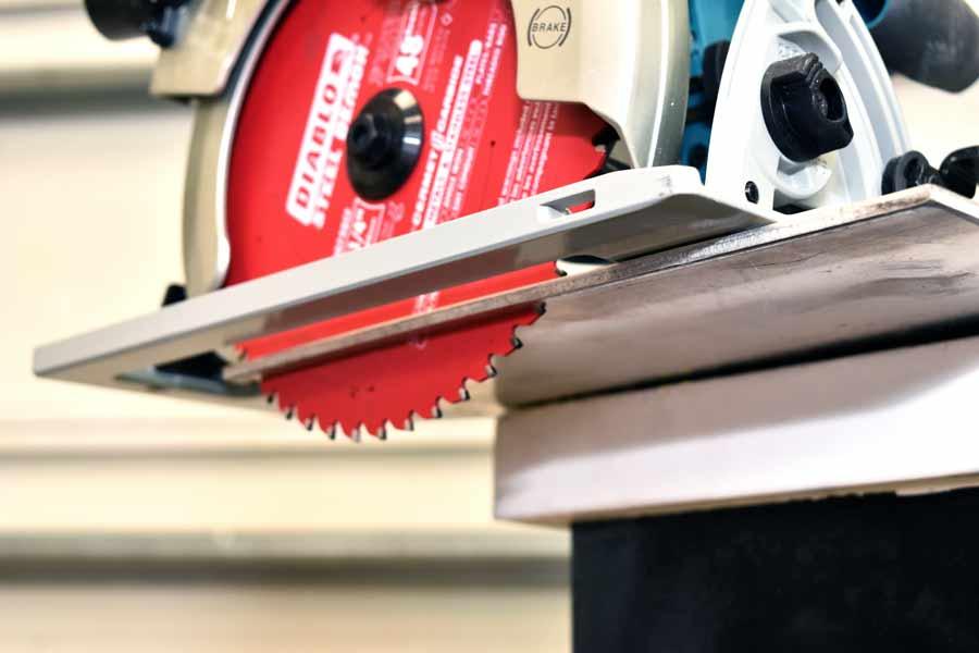 cutting saw blade