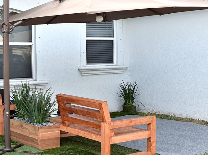Diy Modern Outdoor Sofa Diy Creators