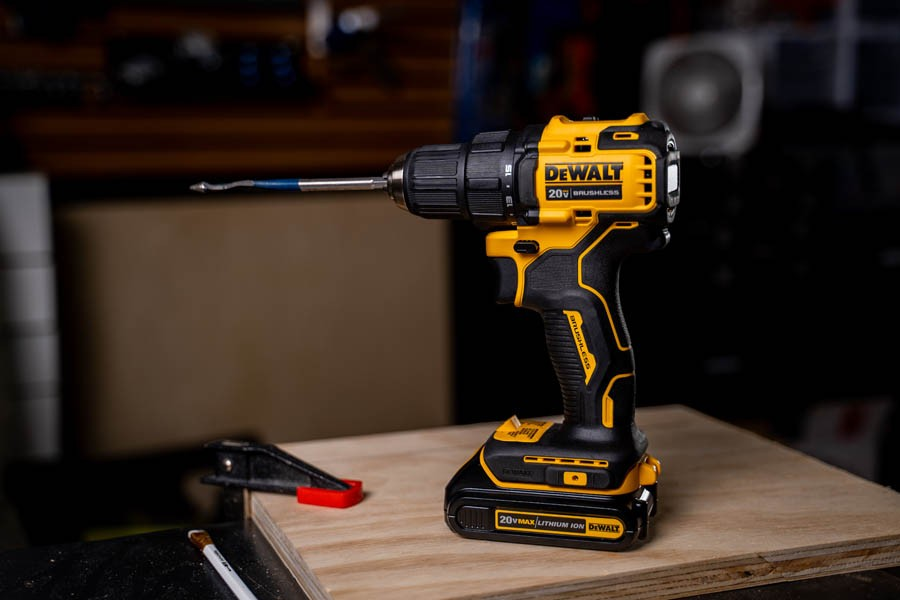 5 must-have tools for the home DIYer - DEWALT ATOMIC 20-VOLT MAX DRILL/IMPACT