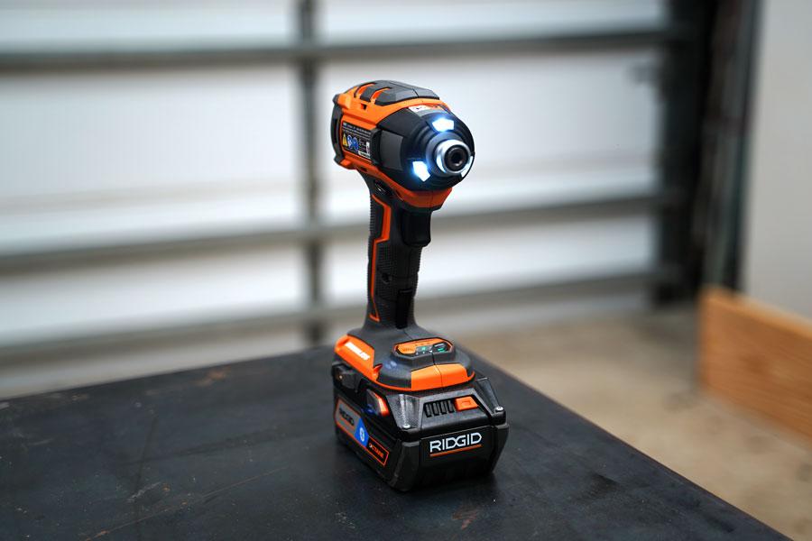 Ridgid OCTANE Hammer Drill & Impact Driver